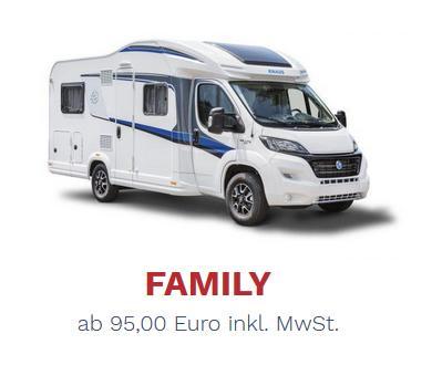 Caravan Vermietung in 74189 Weinsberg