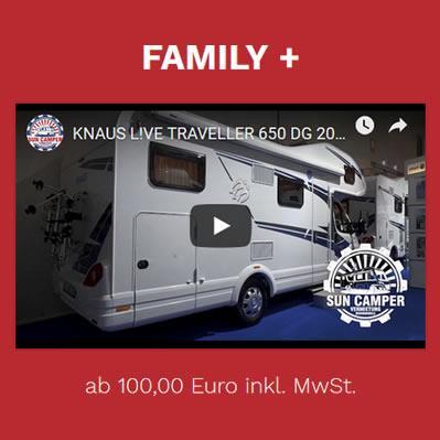 Knaus-Wohnwagen-mieten aus  Deutschland