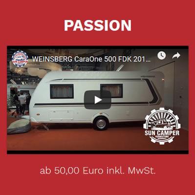 Weinsberg-CaraOne-mieten in  Deutschland